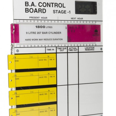 Breathing Appartus (BA) Control Boards