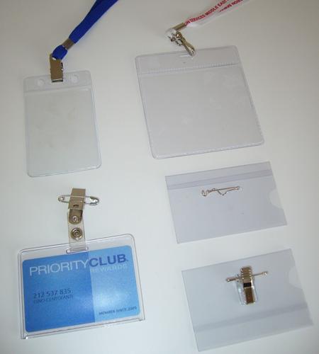 Identity Pass Holders