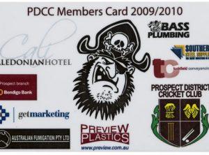 Membership & Business Cards