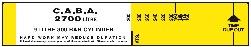 9 Litre 300 Bar Cylinder BA Control Board Slide Calculator