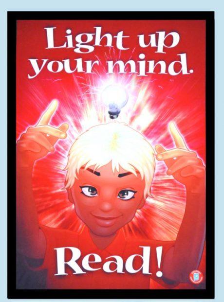 Mat-Talk 85 x 120 Light up your mind